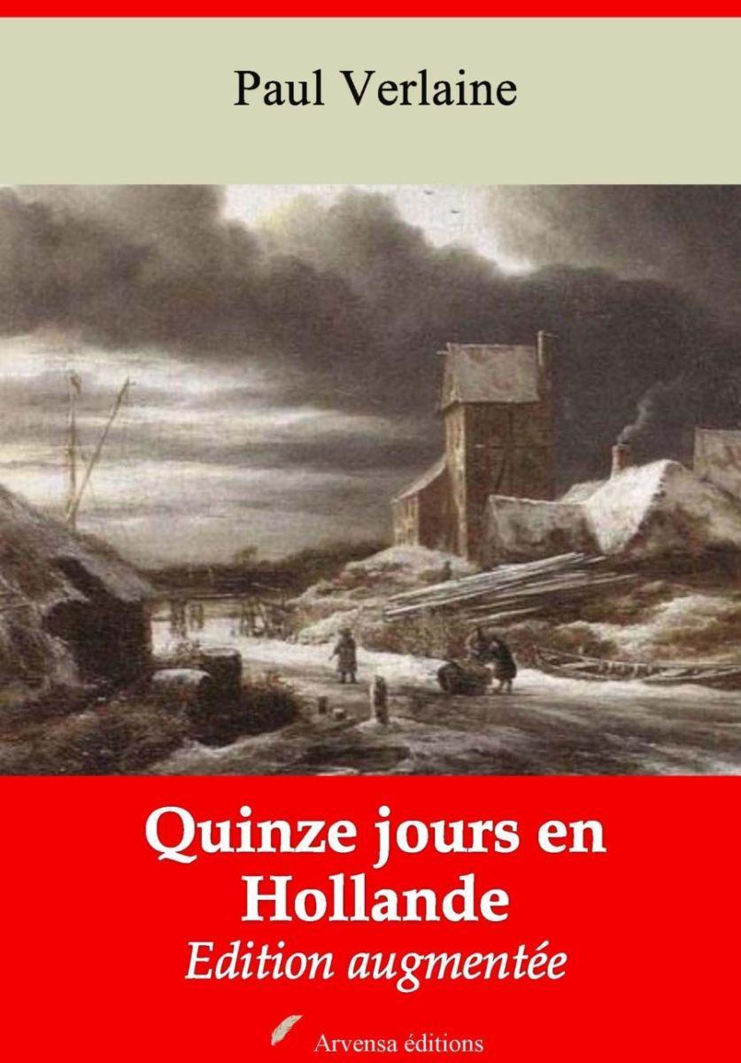 Quinze jours en Hollande (Paul Verlaine)   Ebook epub, pdf, Kindle