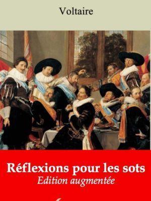 Réflexions pour les sots (Voltaire) | Ebook epub, pdf, Kindle