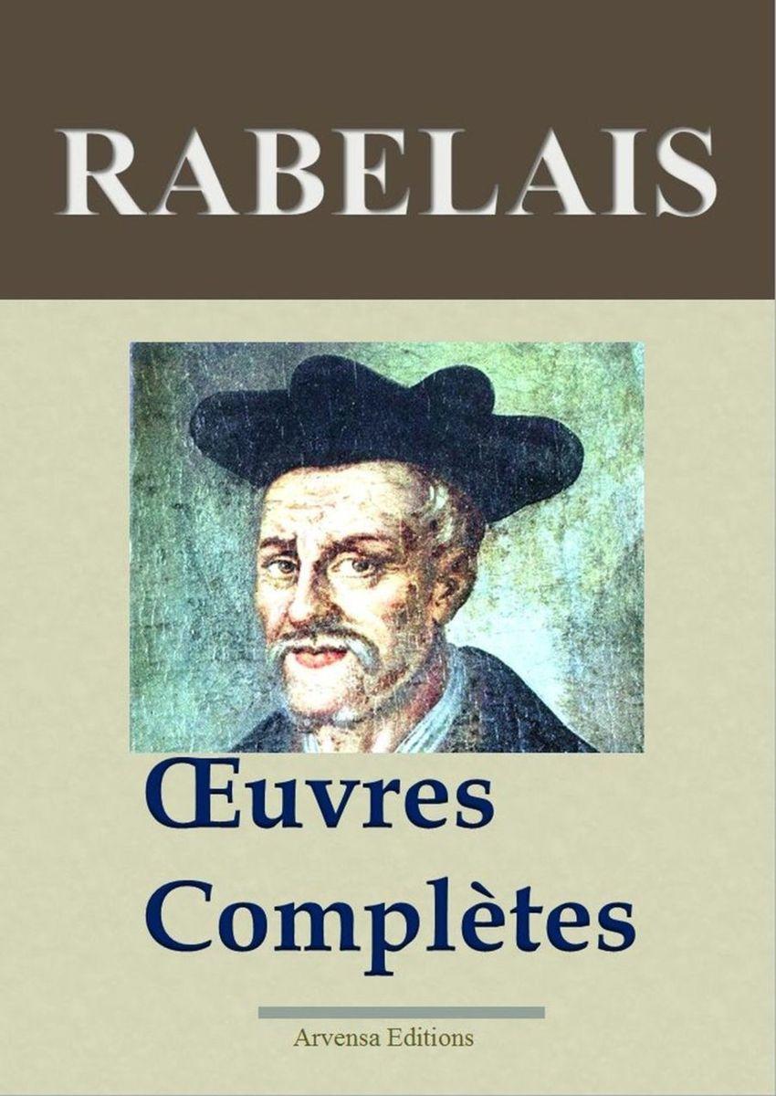 Rabelais oeuvres complètes ebook epub pdf kindle