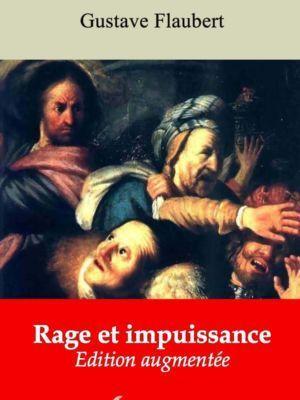 Rage et impuissance (Gustave Flaubert) | Ebook epub, pdf, Kindle