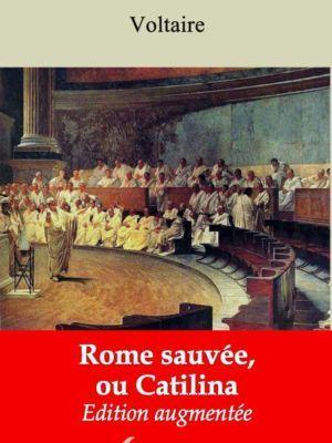 Rome sauvée, ou Catilina (Voltaire) | Ebook epub, pdf, Kindle