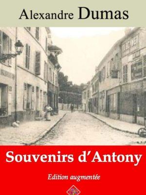Souvenirs d'Antony (Alexandre Dumas) | Ebook epub, pdf, Kindle