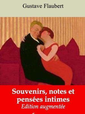 Souvenirs, notes et pensées intimes (Gustave Flaubert) | Ebook epub, pdf, Kindle