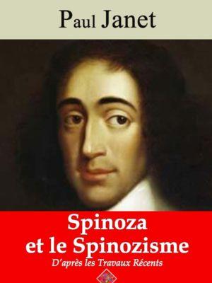 Spinoza et le spinozisme d'après les travaux récents (Paul Janet) | Ebook epub, pdf, Kindle