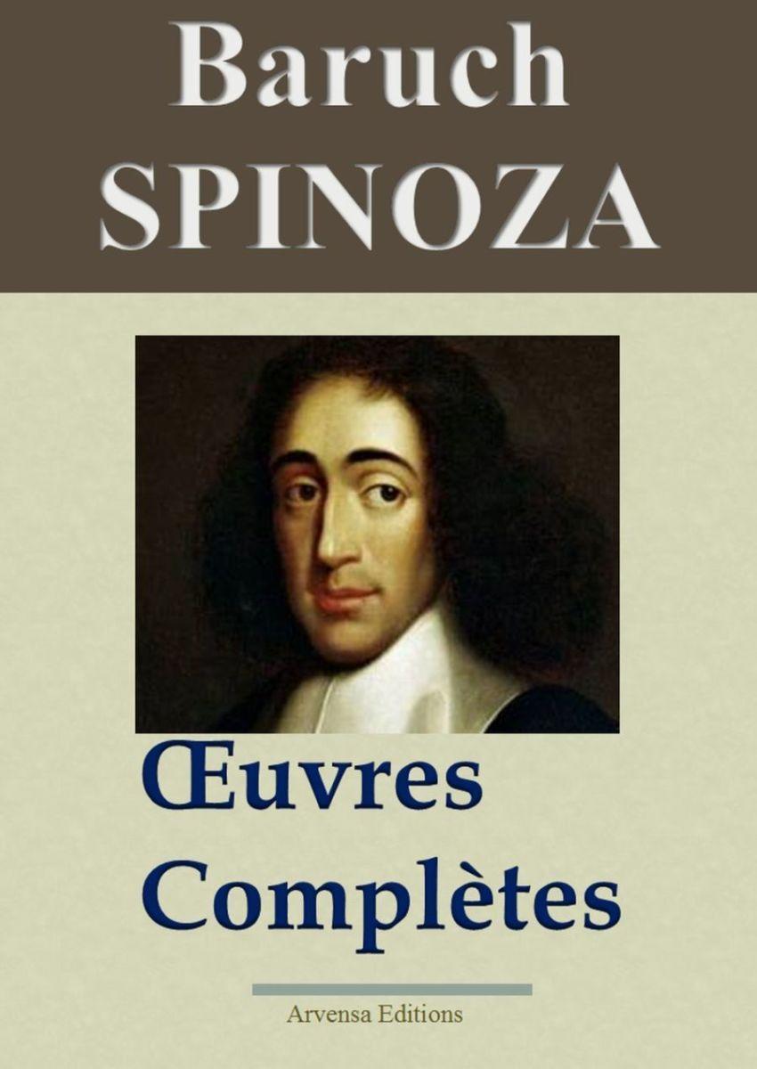 spinoza   oeuvres compl u00e8tes