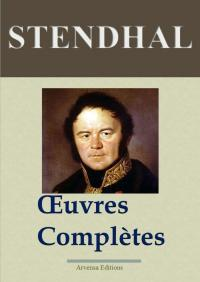 Stendhal oeuvres complètes ebook epub pdf kindle