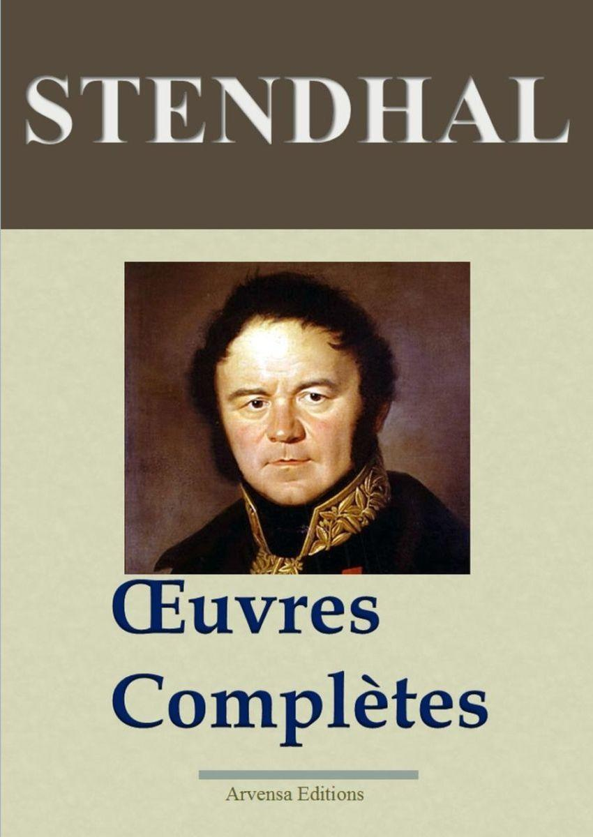 Stendhal oeuvres complètes ebook epub pdf kindle