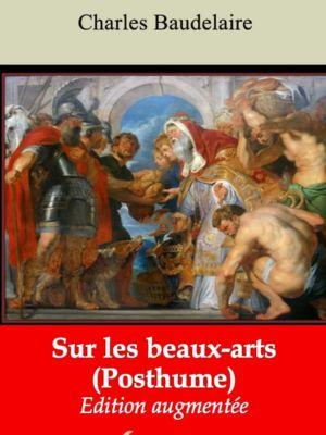 Sur les beaux-arts (Posthume) (Charles Baudelaire) | Ebook epub, pdf, Kindle