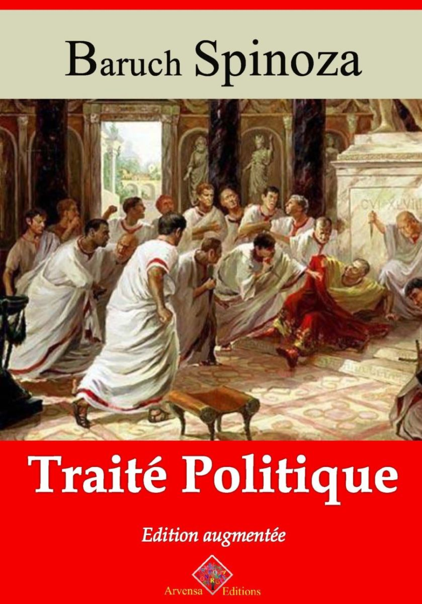 Traité politique (Spinoza) | Ebook epub, pdf, Kindle