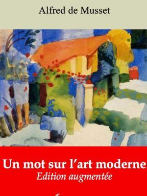 Un mot sur l'art moderne (Alfred de Musset) | Ebook epub, pdf, Kindle