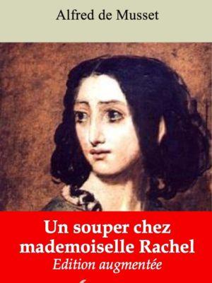 Un souper chez mademoiselle Rachel (Alfred de Musset) | Ebook epub, pdf, Kindle