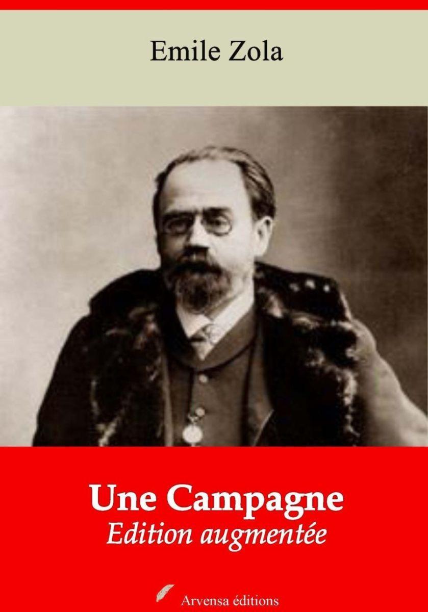 Une Campagne (Emile Zola)   Ebook epub, pdf, Kindle