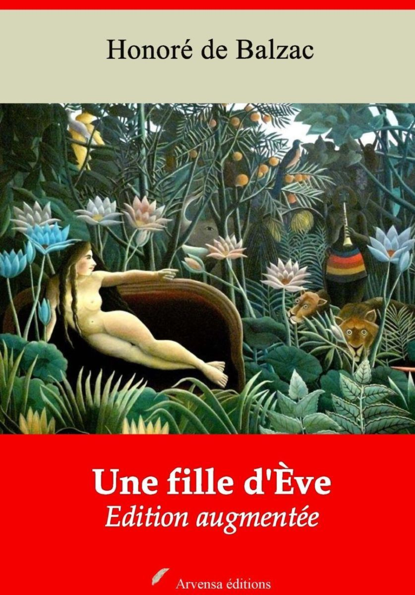 Une fille d'Ève (Honoré de Balzac) | Ebook epub, pdf, Kindle