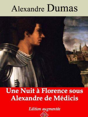 Une nuit à Florence sous Alexandre de Médicis (Alexandre Dumas) | Ebook epub, pdf, Kindle