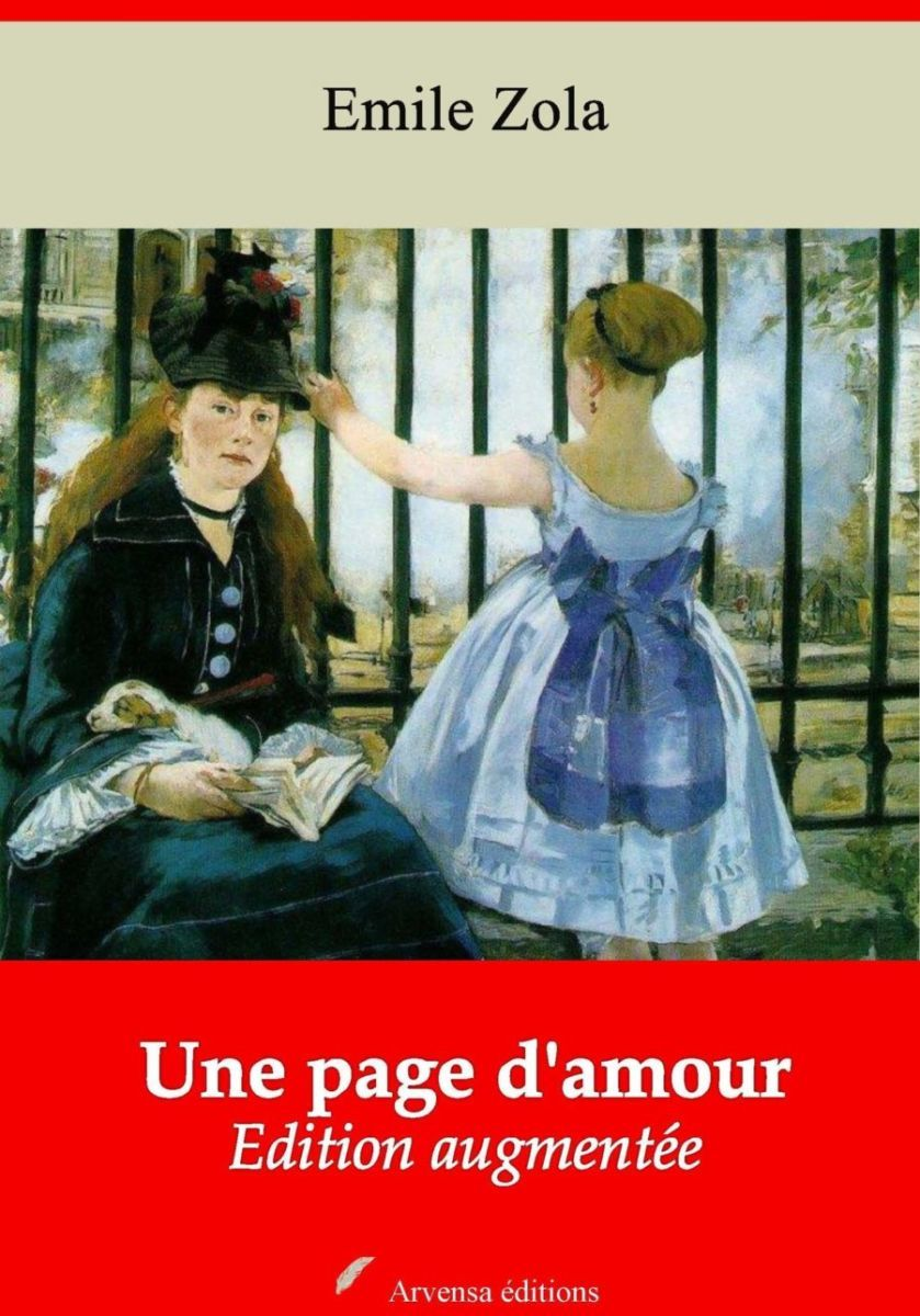 Une page d'amour (Emile Zola) | Ebook epub, pdf, Kindle