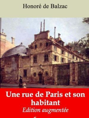 Une rue de Paris et son habitant (Honoré de Balzac) | Ebook epub, pdf, Kindle