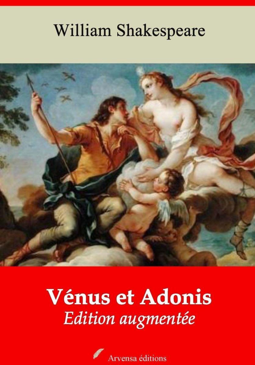 Vénus et Adonis (William Shakespeare)   Ebook epub, pdf, Kindle