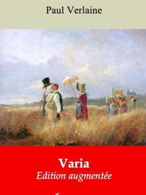 Varia (Paul Verlaine) | Ebook epub, pdf, Kindle