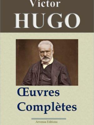 Victor Hugo oeuvres complètes ebook epub pdf kindle