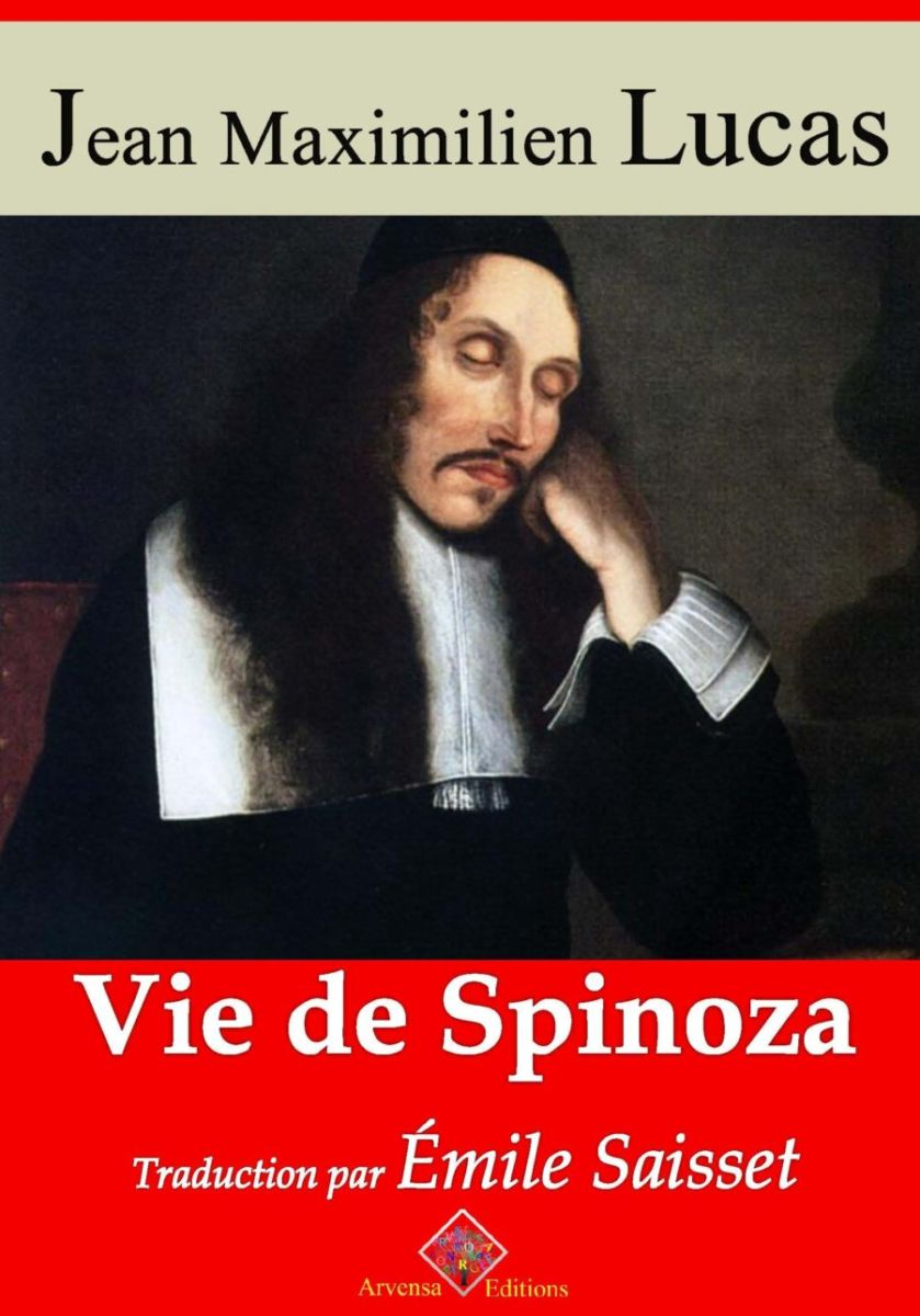 Vie de Spinoza (Lucas, traduction E. Saisset) | Ebook epub, pdf, Kindle