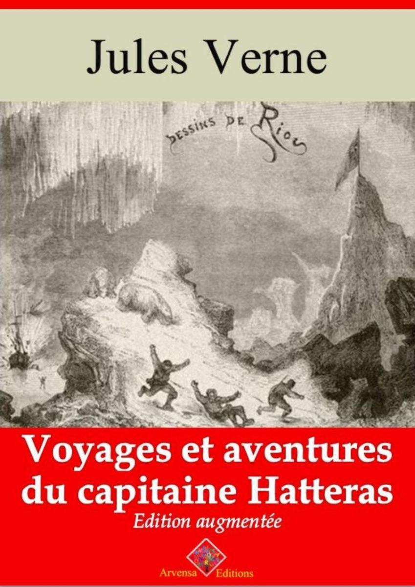 Voyages et aventures du capitaine Hatteras (Jules Verne) | Ebook epub, pdf, Kindle